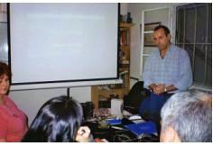 nivel profesorado:alumno dictando clase. Se imparten conocimientos de pedagogía y didáctica.