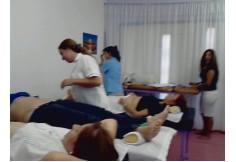 Curso de Estetica Corporal. Tratamiento abdominal