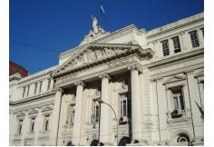 Aulas Facultad de Ciencias Económicas Universidad de Buenos Aires.