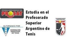 Foto PROSAT - Profesorado Superior Argentino de Tenis
