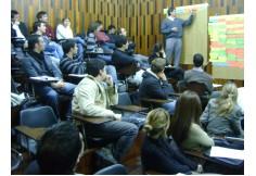 Clase DCE en la Facultad de Ingeniería UNC
