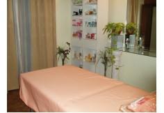 Gabinete de prácticas para tratamientos de gabinete