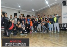 Foto CEAFI - Centro de Estudio de Actividades Fisicas Pilar