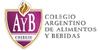 AyB Colegio - Colegio Argentino de Alimentos y Bebidas - Sheraton Buenos Aires